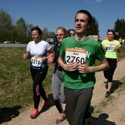 90. Suurjooks ümber Viljandi järve - Artur Arak (2760)