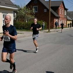 90. Suurjooks ümber Viljandi järve - Ago Kütt (406)