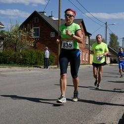 90. Suurjooks ümber Viljandi järve - Aarne Nõmberg (730), Tea Mey (835)