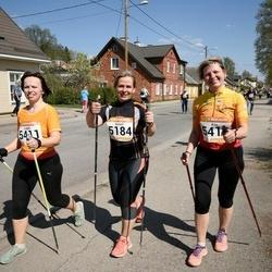 90. Suurjooks ümber Viljandi järve - Anneli Sitska (5184), Lagle Vilu (5411)
