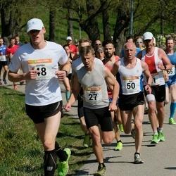 90. Suurjooks ümber Viljandi järve - Aimar Hussar (27), Ago Veilberg (50)
