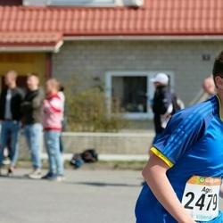 90. Suurjooks ümber Viljandi järve - Agris Savolainen (2479)