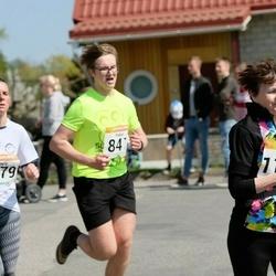 90. Suurjooks ümber Viljandi järve - Robin Ruus (841), Annely Maks (2179)