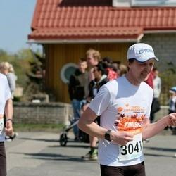 90. Suurjooks ümber Viljandi järve - Juhan Paabstel (1212), Ainar Ojasaar (3041)