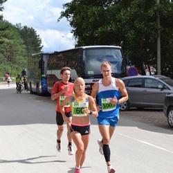 Narva Energiajooks - Lily Luik (60), Bert Tippi (1003), Heiti Hallikma (1064)