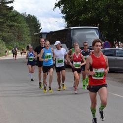 Narva Energiajooks - Pärtel Piirimäe (17), Villu Eller (91), Meelis Rink (435), Annika Rihma (1036)