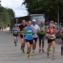 Narva Energiajooks - Pärtel Piirimäe (17), Janar Säkk (38), Tõnu Reinov (47), Annika Rihma (1036)