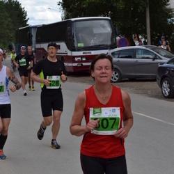 Narva Energiajooks - Johanna Vironmäki (307), Aarne Vasarik (428)