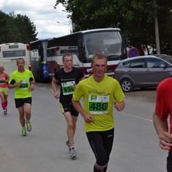 Narva Energiajooks - Eiko Sau (454), Ando Kangur (486), Janek Parkman (934)