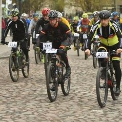 19. Mulgi Rattamaraton - Mirko Muruoja (252), Jüri Savitski (295)