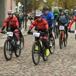 19. Mulgi Rattamaraton - Heikki Savolainen (477), Liis Kuusnõmm (581), Raul Tammesalu (664)
