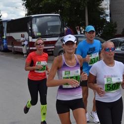 Narva Energiajooks - Anastasia Gerassimova (507), Elena Jodsche (951)