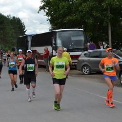 Narva Energiajooks - Marika Roopärg (479), Jaana Kupp (590), Aare Toomist (882)