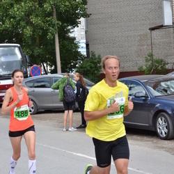 Narva Energiajooks - Katre Kalk (488), Artjom Filippov (506)