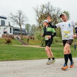 37. Tartu Maastikumaraton - Tauno Ojasaar (156), Ainar Ojasaar (225)