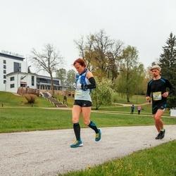 37. Tartu Maastikumaraton - Annika Altoja (83), Tiit Lepik (147)
