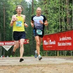 37. Tartu Maastikumaraton - Gunnar Kingo (1079), Andre Pukk (1742)