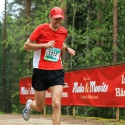 37. Tartu Maastikumaraton - Artur Rauk (1212)