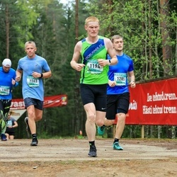 37. Tartu Maastikumaraton - Renno Rehtla (1194), Margus Parts (1285), Margus Kaegas (1302), Ando Hermsalu (2263)