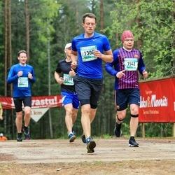 37. Tartu Maastikumaraton - Ago Saluveer (1300), Marek Pohla (1542)