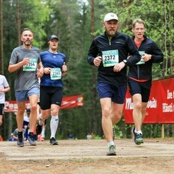 37. Tartu Maastikumaraton - Aarne Vasarik (2365), Heigo Tinn (2372)