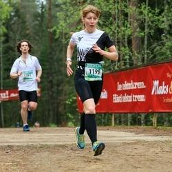 37. Tartu Maastikumaraton - Consuelo Laanemäe-Räim (1198)
