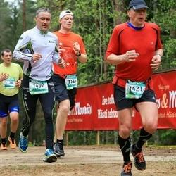 37. Tartu Maastikumaraton - Dag Kivila (1402), Ahto Hinn (1412)