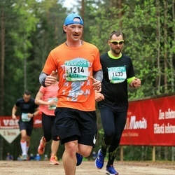 37. Tartu Maastikumaraton - Martin Teetsov (1214), Jaanus Männik (1433)