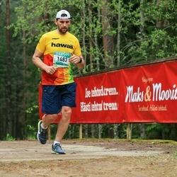 37. Tartu Maastikumaraton - Edgari Treier (1483)