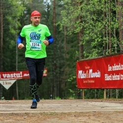 37. Tartu Maastikumaraton - Veiko Valjala (1316)