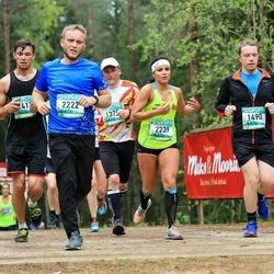 37. Tartu Maastikumaraton - Heilo Järve (1375), Marti Tutt (1490), Margus Lomp (2222), Elnora Arik (2239)