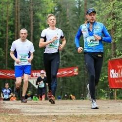 37. Tartu Maastikumaraton - Erkki Käo (1552), Karl Robert Kuum (1920), Maarika Terep (1960)
