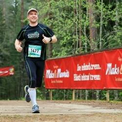 37. Tartu Maastikumaraton - Marko Laur (1477)