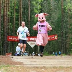 37. Tartu Maastikumaraton - Sulev Kraam (1000), Meelis Laansalu (1010)