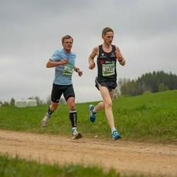 37. Tartu Maastikumaraton - Timmo Jeret (2420), Ivar Ivanov (2432)