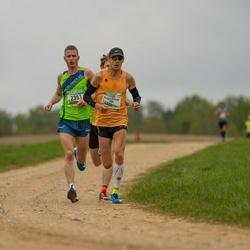 37. Tartu Maastikumaraton - Margus Pirksaar (1004), Marek Võsu (2351)