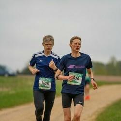 37. Tartu Maastikumaraton - Mikk Orasmaa (1036), Alvar Viikmäe (1038)
