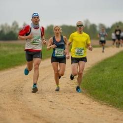 37. Tartu Maastikumaraton - Marek Enok (1084), Marion Tibar (2357), Alar Kaar (2358)
