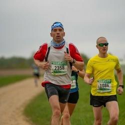 37. Tartu Maastikumaraton - Marek Enok (1084), Alar Kaar (2358)