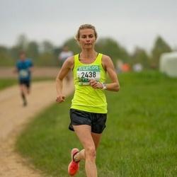 37. Tartu Maastikumaraton - Hillevi Velba (2438)