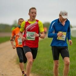 37. Tartu Maastikumaraton - Jüri Lember (43), Jaan Jänes (1288)