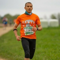 37. Tartu Maastikumaraton - Hannes Metssalu (1163)