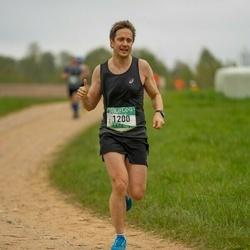 37. Tartu Maastikumaraton - Hektor Uustalo (1200)