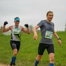 37. Tartu Maastikumaraton - Marek Kiik (1162), Lauri Ehrenpreis (2362)