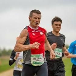 37. Tartu Maastikumaraton - Ants Einsalu (1020)