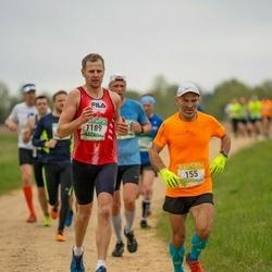 37. Tartu Maastikumaraton - Peeter Kand (155), Ahto Rähn (1189)
