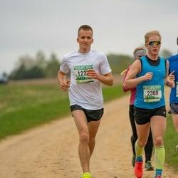 37. Tartu Maastikumaraton - Toivo Tinast (1227), Olav Liivak (2380)