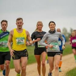 37. Tartu Maastikumaraton - Merlyn Valma (1032), Henri Kaljumäe (2474)