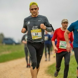 37. Tartu Maastikumaraton - Urmas Pihlak (66), Vladimirs Misans (2097)