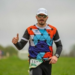 37. Tartu Maastikumaraton - Ain Kaljurand (1534)